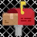 Mail Box Inbox Icon