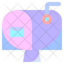 Mail Box Letterbox Icon