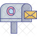 Send Mailbox Address Icon