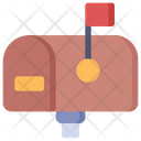 Mailbox Postbox Mail Icon