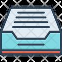 Mailbox Tray Icon