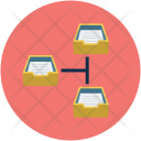 Mailboxes network Icon