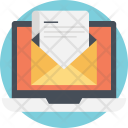 Mailing Email Inbox Icon