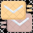 Mailing Message Communication Icon