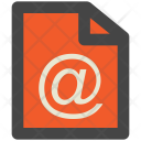 Mailing File Arobba Icon