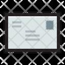 Mailing Address Icon