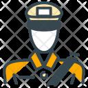 Mailman Avatar Profession Icon