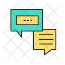 Main Chat Feedback Icon