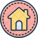 Main House Home Icon