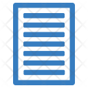 Main Agreement Document Icon