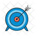 Main Goals Target Icon