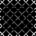 Mainboard Chip Core Icon