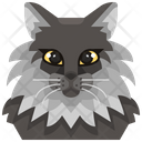 Maine Coon Icon