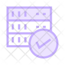 Mainframe Done Tick Icon