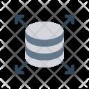 Mainframe Datacenter Server Icon
