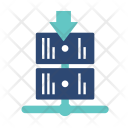 Mainframe Network Rack Icon