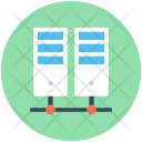 Mainframe Server Rack Icon