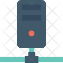 Mainframe Server Tower Icon
