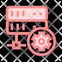Setting Mainframe Database Icon