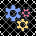 Maintenace Management Gear Icon