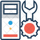Server Maintenance Spanner Icon