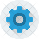 Maintenance Repair Cog Icon
