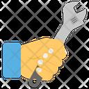 Maintenance Mechanics Alignment Icon