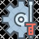 Process Maintenance Setting Icon
