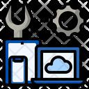 Setting Sync Adjust Icon