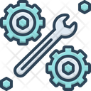 Maintenance Adjustment Preservation Icon