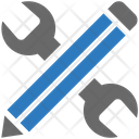 Seo Repair Pencil Icon