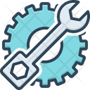 Maintenance Preservation Protection Icon
