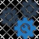 Maintenance Mechanism Machine Icon