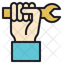 Maintenance Fix Manufacturing Icon
