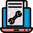 Maintenance Service Service Tools Icon