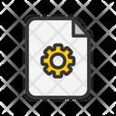 Maintenance Paper Icon