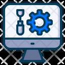 Maintenance Setting Icon
