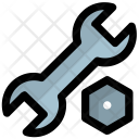 Maintenance Spanner Repair Icon