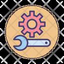 Maintenance Tools Repairing Tools Mechanical Tools Icon