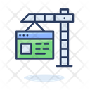 Maintenance Website Icon