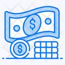 Savings Capital Asset Icon