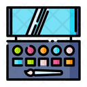 Make Up Make Up Kit Cosmetic Icon