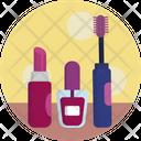 Beauty Make Up Mascara Icon