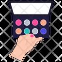 Make Up Shades Icon