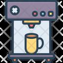Maker Coffee Maker Breakfast Icon