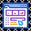 Maker Information Folder Icon