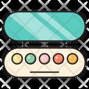 Makeup Salon Beauty Icon