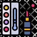 Makeup Lipstick Cosmetics Icon