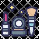 Makeup Tool Lipstick Icon