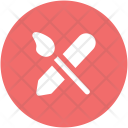 Makeup Accessories Brush Icon